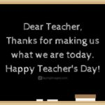 Teachers Day Quotes For Students