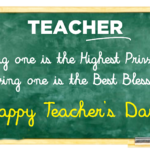 Teachers Day Quotes For Students Facebook