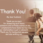 Thank You Messages For Him Twitter