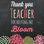 Thanking Teacher Quotes Tumblr