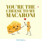 The Cheese To My Macaroni Sayings