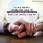 The Most Special Person In My Life Quotes Pinterest
