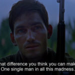 Thin Red Line Quotes Tumblr