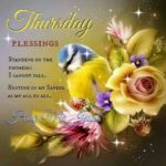 Thursday Blessings Images And Quotes