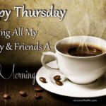 Thursday Morning Coffee Quotes Twitter