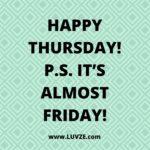 Thursday Workout Quotes Facebook