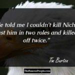 Tim Burton Movie Quotes