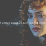Titanic Quotes A Woman's Heart Tumblr