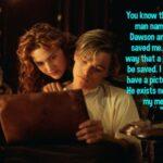 Titanic Quotes Twitter