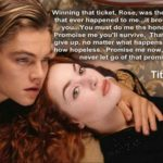 Titanic Sad Quotes Tumblr