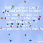Today Is A Special Day Birthday Quotes Facebook