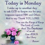 Today Is Monday Quotes Facebook