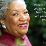 Toni Morrison Quotes On Writing Twitter