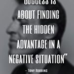 Tony Robbins Decision Quote Tumblr