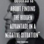 Tony Robbins Decision Quote Tumblr