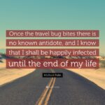 Travel Bug Quotes