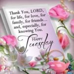 Tuesday Morning Quotes And Blessings Twitter
