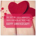Unique Wedding Anniversary Wishes Facebook