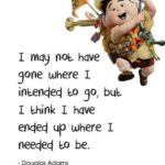 Up Movie Quotes Inspirational Tumblr