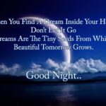 Uplifting Goodnight Quotes Facebook