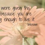 Uplifting Spiritual Quotes About Life Tumblr