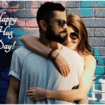 Valentine Day Hug Day Image Facebook