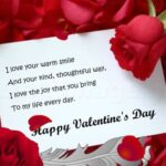 Valentine Day Sms For Boyfriend Facebook