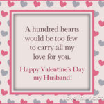 Valentine Day Words For Husband Tumblr