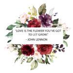 Valentine Flower Quotes Tumblr