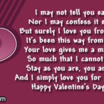 Valentine Messages For Fiance Pinterest