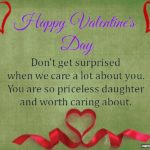 Valentine Quotes For Daughter