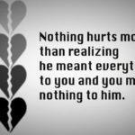 Very Sad Message