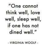 Virginia Woolf Love Quotes