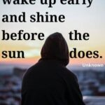 Waking Up Quotes Inspirational Pinterest