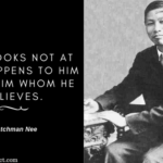 Watchman Nee Quotes On Prayer Facebook