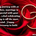 Wedding Anniversary Message Twitter