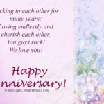 Wedding Anniversary Wishes For Grandparents Tumblr