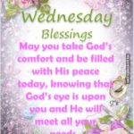 Wednesday Morning Blessings Quotes Facebook