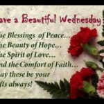 Wednesday Morning Spiritual Quotes Pinterest