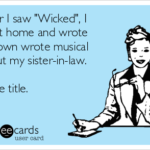 Wicked Sister In Law Quotes Pinterest