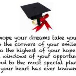 Wishes For Graduation From High School