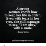 Woman To Woman Joyce Meyer Quotes