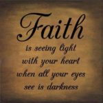 Words Of Faith And Encouragement