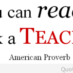 You Are Best Teacher Quotes Tumblr
