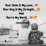 Your Smile Is My Strength Pinterest